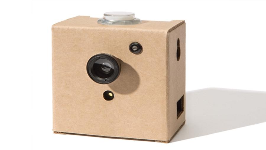 Han lanzado una cámara de cartón que trabaja con redes neuronales