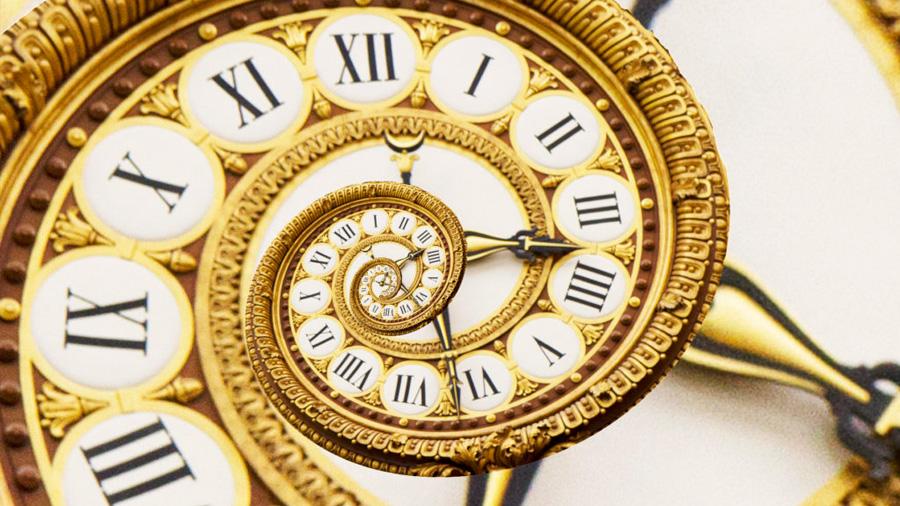 El concepto de que el tiempo discurre en dirección única es relativo