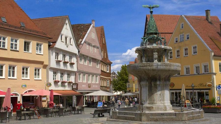 Nördlingen, la ciudad de Alemania que está construida con toneladas de diamantes