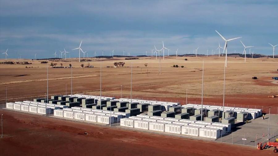 Elon Musk logró su promesa de los 100 días y Australia inaugura la batería para energía renovable más grande del mundo