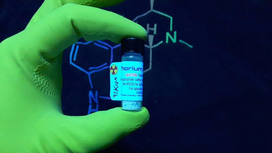Hallazgo: el uranio abre la puerta al plástico duro biodegradable