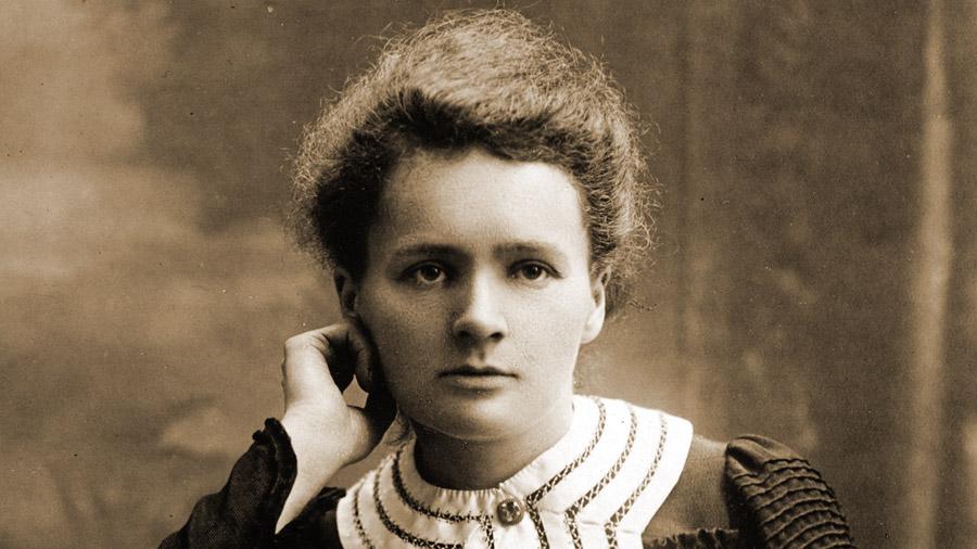 Marie Curie: Una mujer radiante