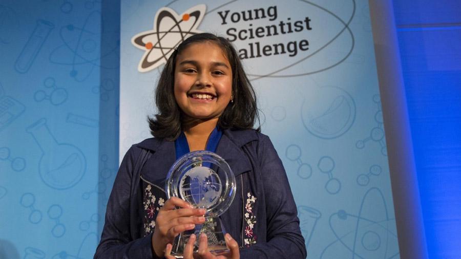 ¿Qué inventó Gitanjali Rao, la niña de 12 años que ganó el premio a mejor científica joven en Estados Unidos?