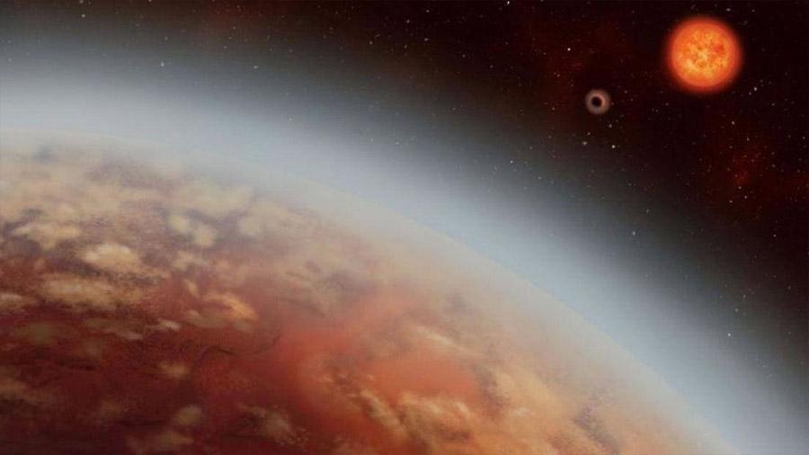 Dos nuevas supertierras, una en zona habitable, halladas a 111 años luz