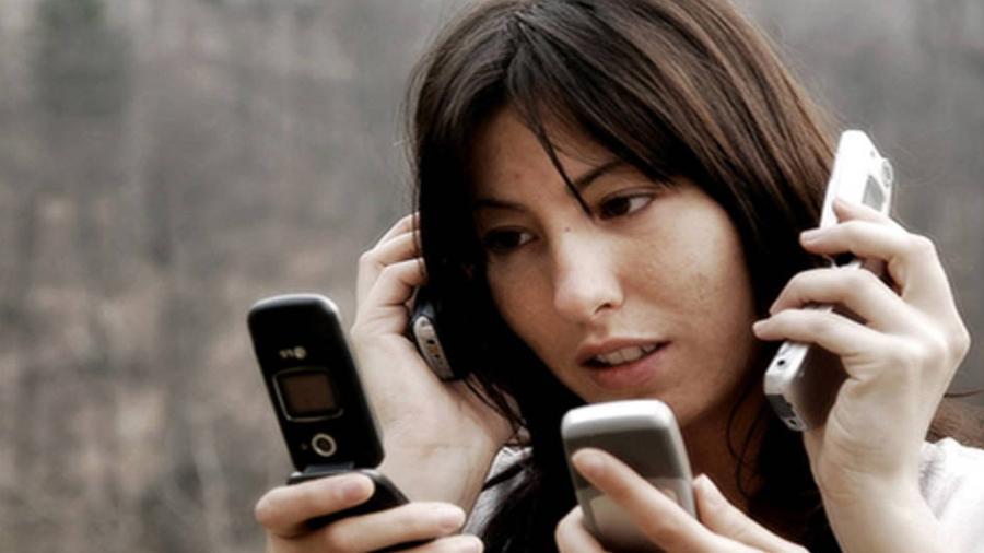 La adicción a los teléfonos inteligentes crea un desequilibrio en el cerebro
