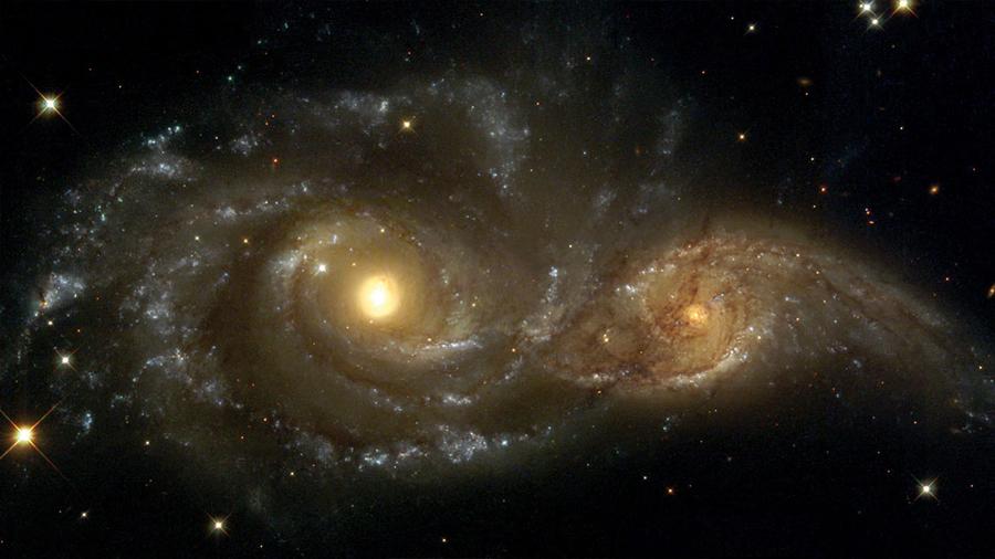 Nuevo descubrimiento de ALMA: Detectan dos galaxias masivas más antiguas de lo esperado
