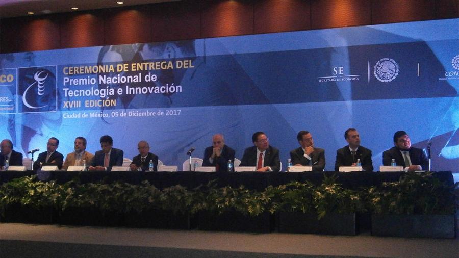 Cinco singulares empresas que abordan ya la industria 4.0 y la transformación digital obtuvieron el Premio Nacional de Tecnología e Innovación 2017