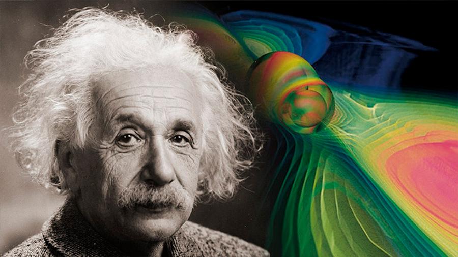 ¿Qué diría Einstein sobre las ondas gravitacionales?