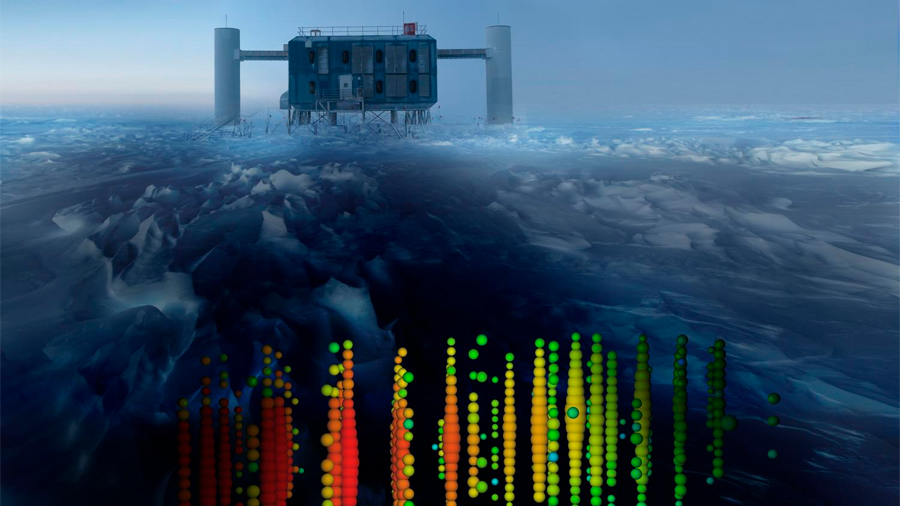 ¡Sorpresa! No todos los neutrinos atraviesan la Tierra