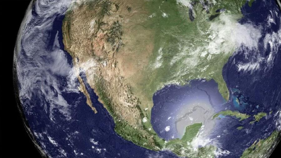 Científicos captan zumbido de la Tierra bajo el mar
