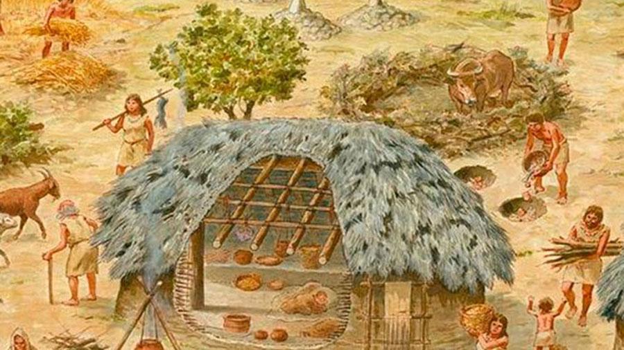 Las sociedades prehistóricas ya usaban redes de distribución de herramientas pulimentadas