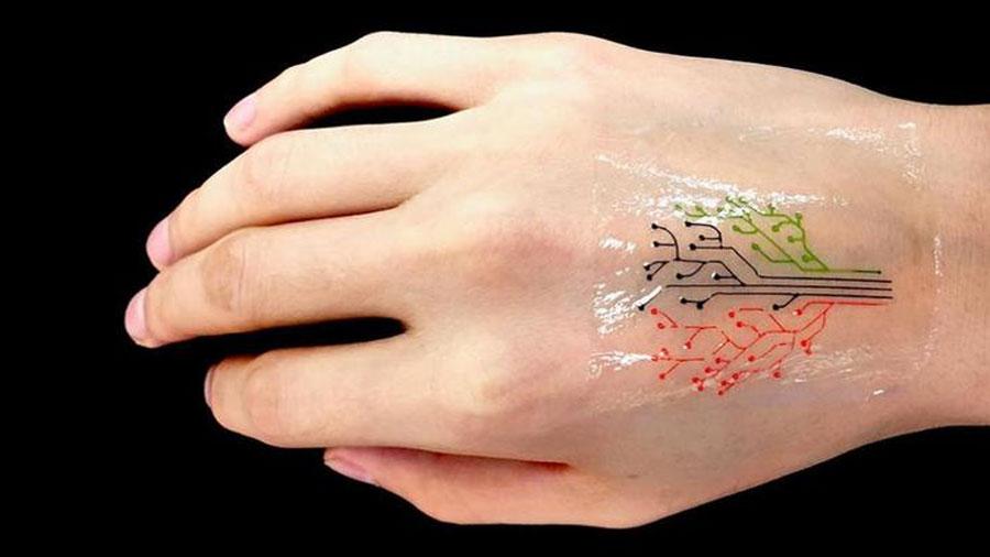 ¿Te gustan los tatuajes? Crean la primer tinta viviente