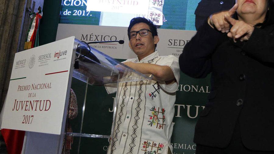 El primer indígena mexicano que estudia en el MIT