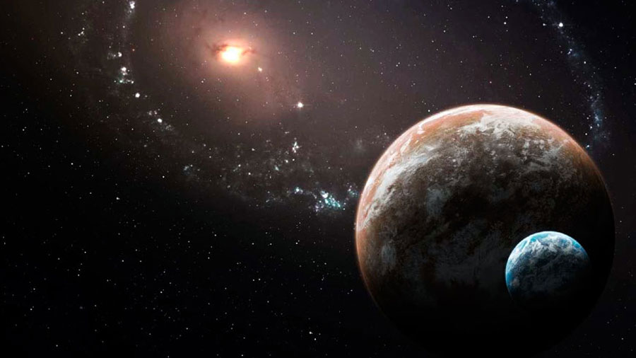 La NASA descubre un nuevo planeta, Kepler-90i