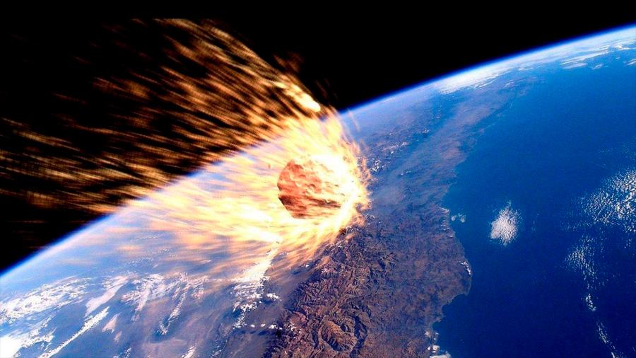 Científicos descubren que los meteoritos explotan antes de llegar a la Tierra
