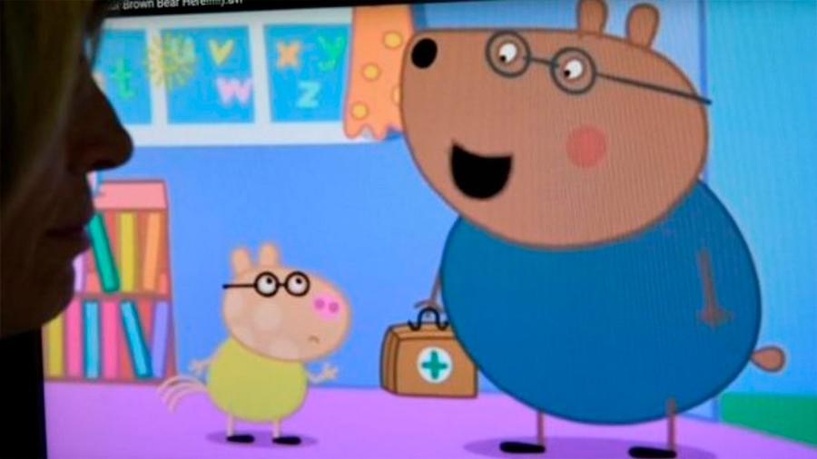 ¿Por qué Peppa Pig es el peor enemigo de los médicos?