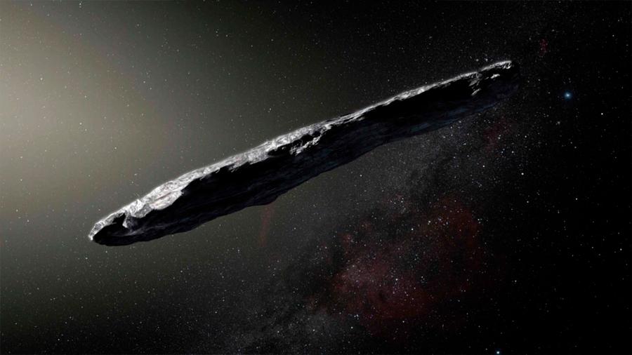 El misterioso asteroide interestelar no parece ser obra de extraterrestres