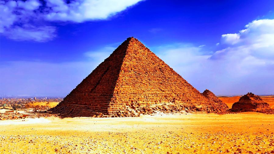 Tres increíbles datos sobre la Gran Pirámide de Giza
