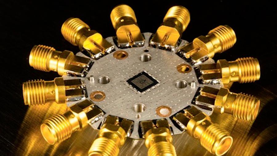 Investigadores revelan la primera arquitectura completa de chips cuánticos