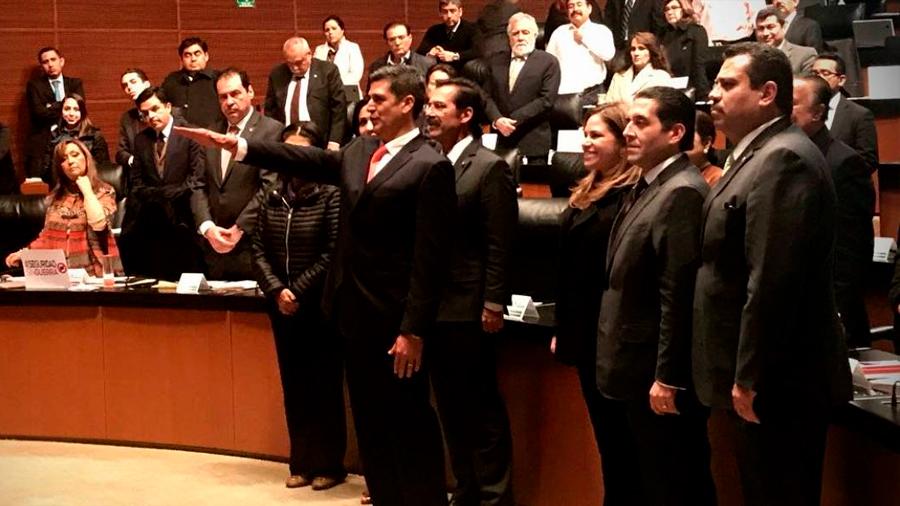Senado nombra a Héctor Díaz Santana, titular de la Fepade