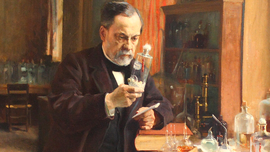 Ciencia logró grandes avances gracias a Louis Pasteur