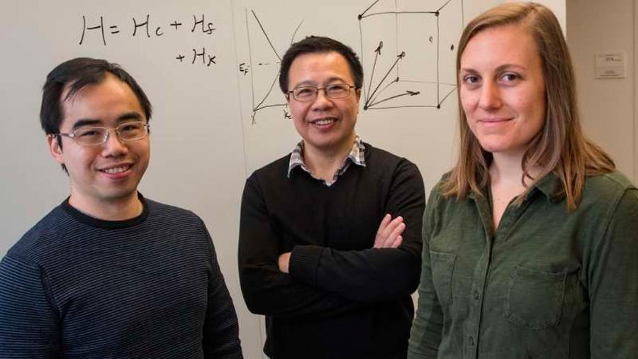 Físicos crean nuevo material cuántico, el semimetal Weyl-Kondo