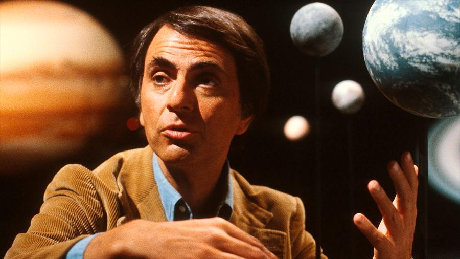 Carl Sagan murió hace 21 años. Siete citas imprescindibles