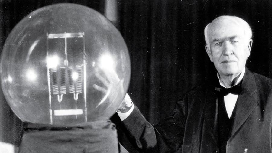 Los cinco mejores inventos de Thomas Alva Edison