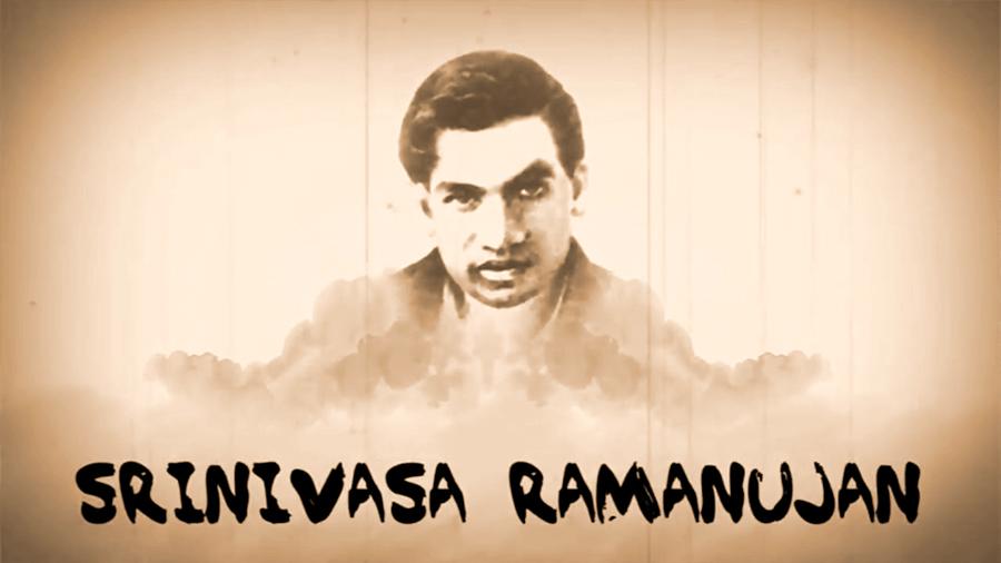 Ramanujan, el hombre que vio en sueños el número pi