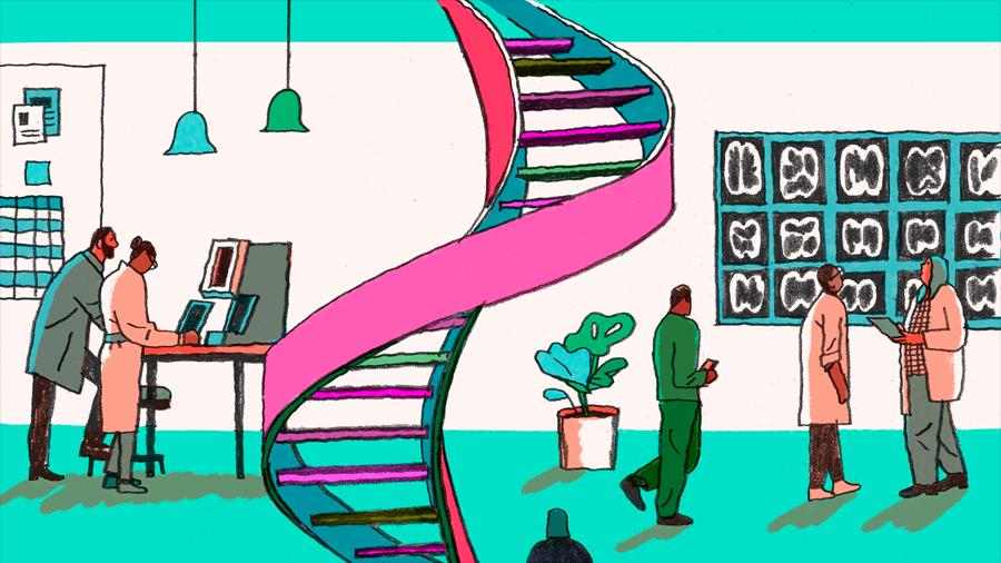 2018: el año en que CRISPR puede llegar a alguien que usted conoce