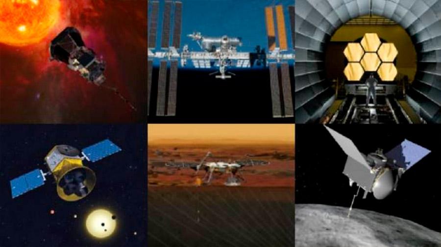 ¿Qué es lo próximo? Las misiones con las que la NASA explorará el espacio en 2018