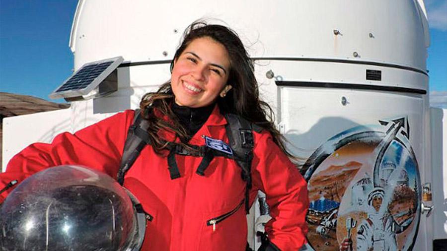 La mexicana que alineó las estrellas para llegar a la NASA