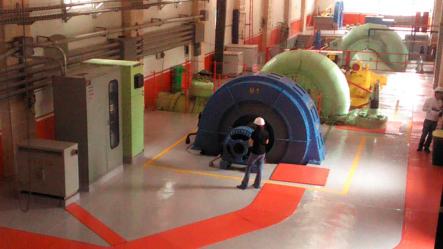 """Empresa mexicana crea """"testbench"""" para simular turbinas de gas"""