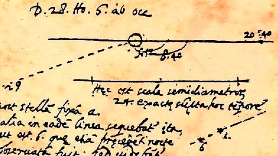 """Se cumplen 405 años de que Galileo """"casi"""" descubriera Neptuno"""