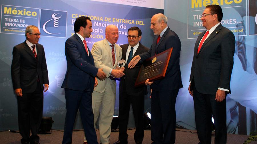 Por el empleo de inteligencia artificial para el análisis de noticias fue galardonada Pyme mexicana