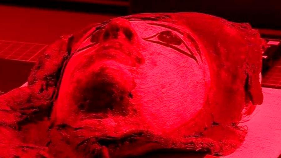Una nueva técnica desvela los textos ocultos en los sarcófagos de las momias del antiguo Egipto
