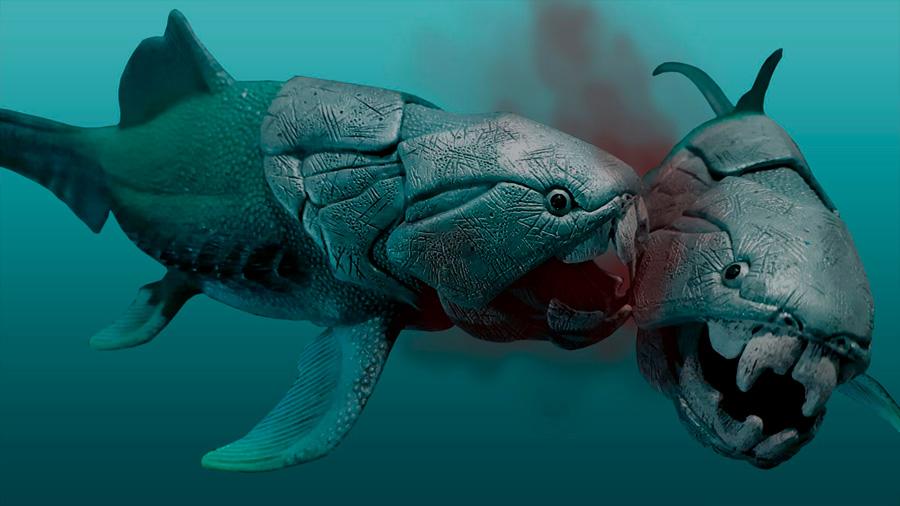 Así fue uno de los primeros vertebrados hace más de 350 millones de años