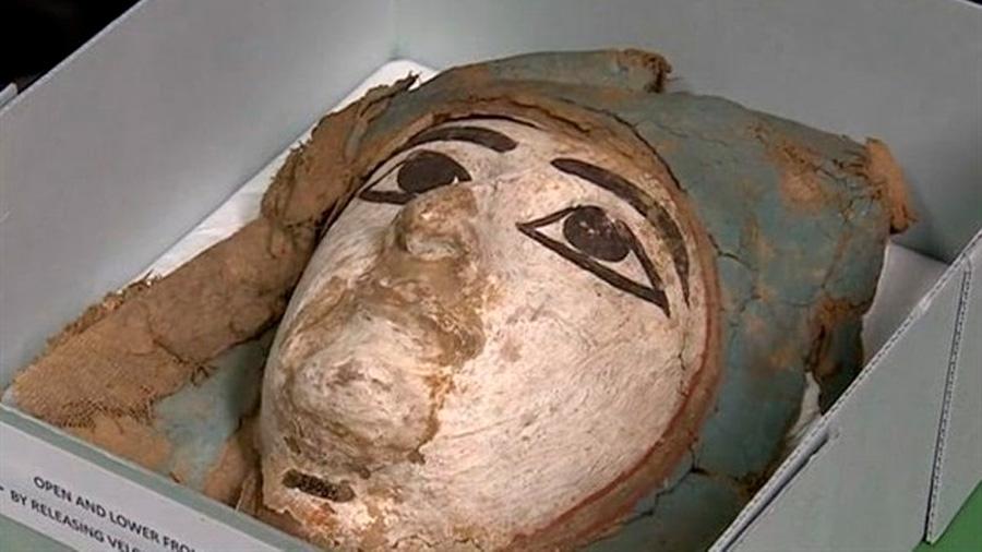 Los antiguos egipcios reciclaban papiros escritos para envolver difuntos