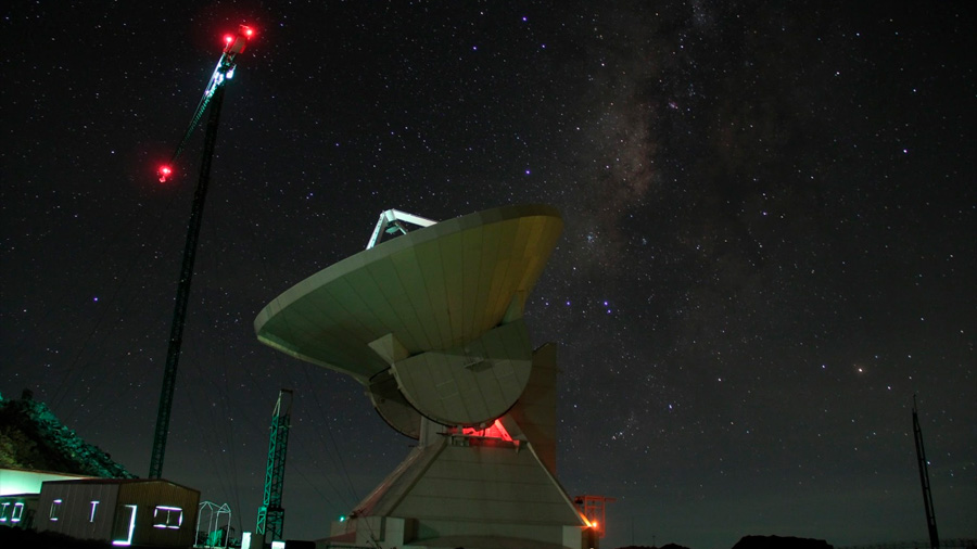 El gigante de la ciencia abre los ojos en México