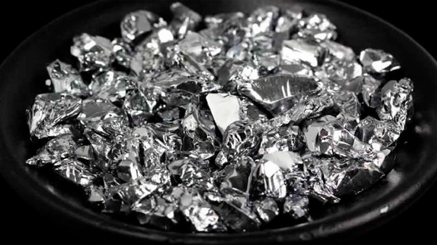 ¿Cuál es el elemento metálico más duro de la naturaleza?