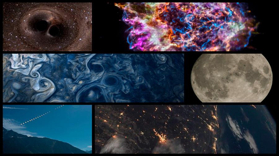 Las 10 mejores fotos de la NASA en el 2017