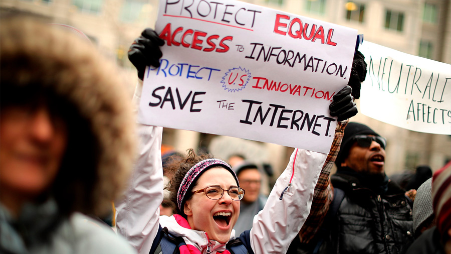 Comienza la batalla por proteger la neutralidad de la red en Estados Unidos