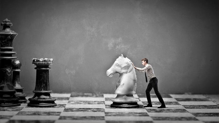 El problema del caballo en ajedrez, el intrincado enigma matemático en el que no se puede repetir