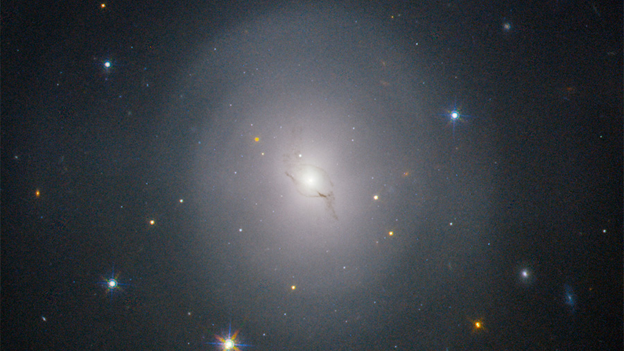 Una onda gravitacional confirma la edad del universo pero con intriga