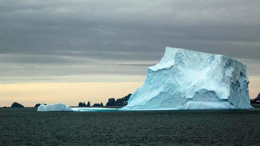 El Niño provoca cambios en las plataformas de hielo de Antártida