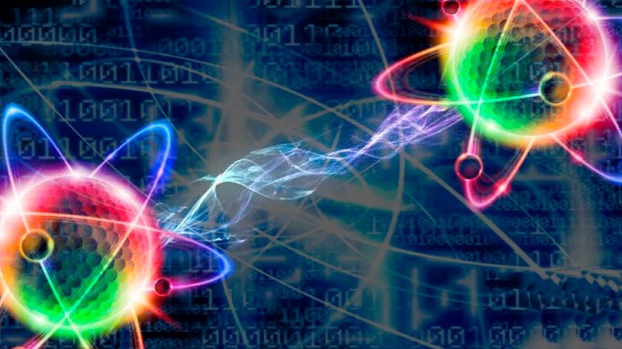 Primera imagen visual directa de entrelazamiento entre electrones