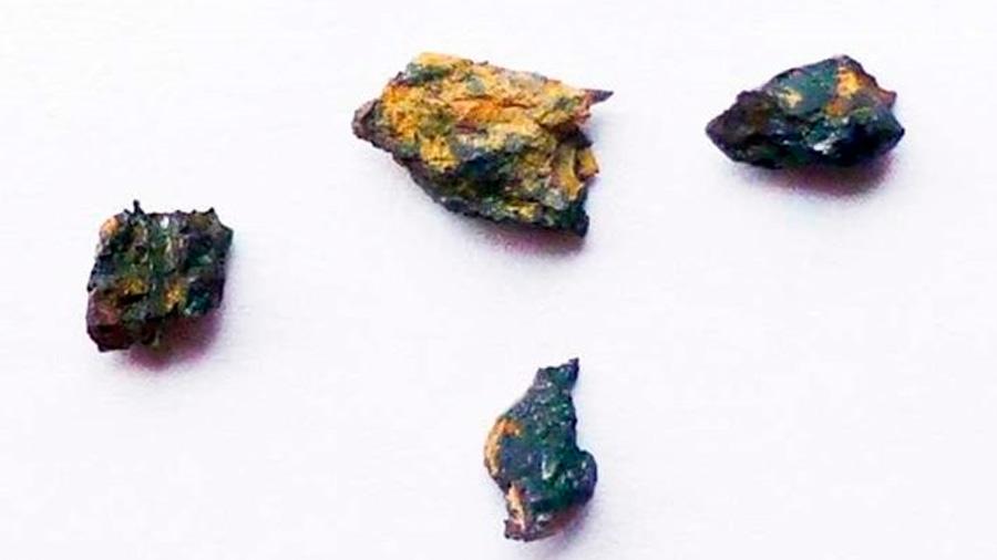 El meteorito Hypatia es más viejo que el sistema solar