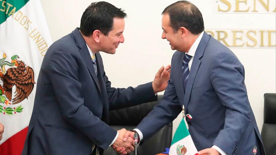 México y California hemos construido una amistad indisoluble para acercar más a nuestras sociedades: Ernesto Cordero Arroyo