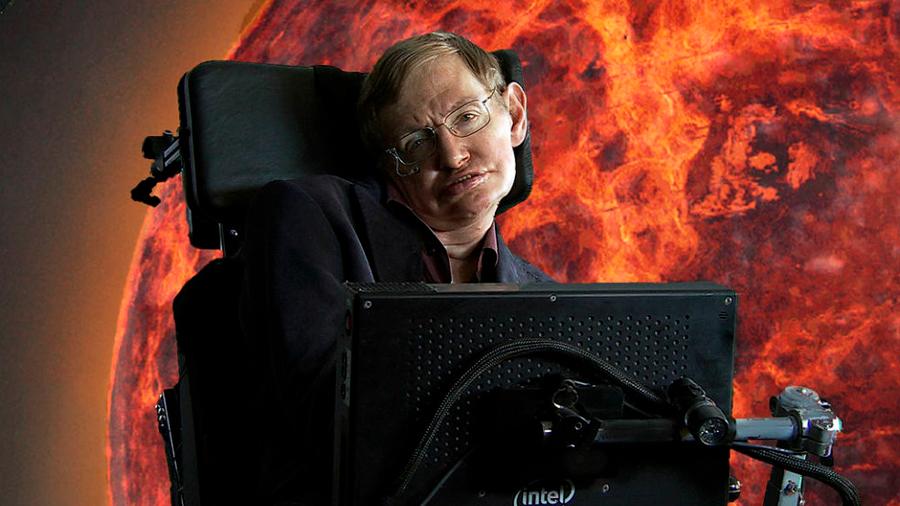 """""""La tierra morirá en 200 años"""": Stephen Hawking"""