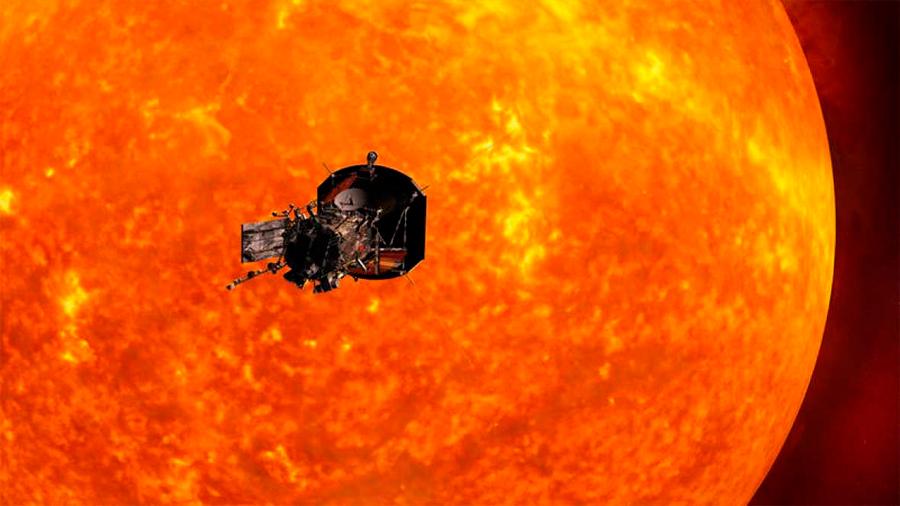 El Sol, Marte y Mercurio, objetivos de las misiones espaciales que lanzará la NASA y la ESA en 2018